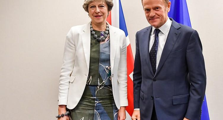 Feu vert des 27 pour discuter à l'interne de l'après-Brexit