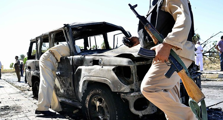 Au moins 35 policiers et soldats égyptiens tués par des islamistes