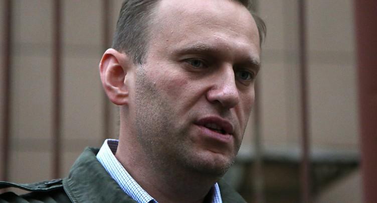 L'opposant à Poutine, Alexeï Navalny, à nouveau en liberté