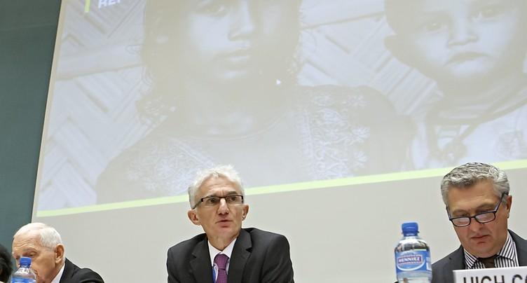 Les Etats répondent à Genève à la crise des réfugiés rohingyas