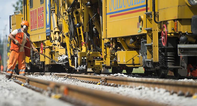 Trains spéciaux ce week-end entre Lausanne et Genève
