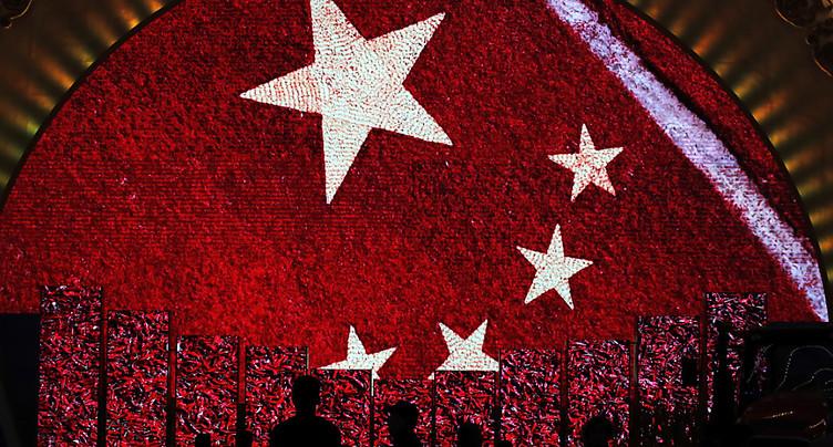 Xi Jinping rejoint Mao dans la charte du Parti communiste chinois