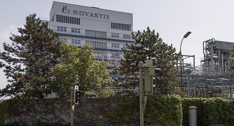 Novartis affiche une rentabilité en léger recul sur neuf mois