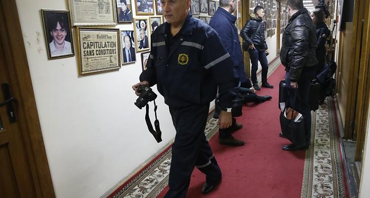 La journaliste poignardée à Moscou toujours en réanimation