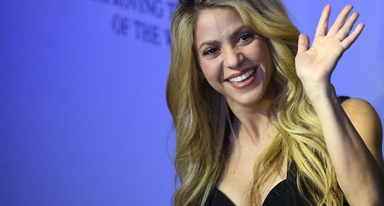 Shakira interrompt sa tournée et ne sera pas à Zurich en décembre