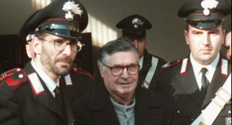 Toto Riina, l'ancien chef suprême de la Mafia, est mort