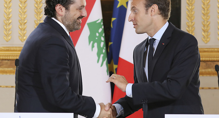 Saad Hariri s'apprête à aller en France