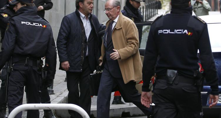 Bankia: l'ex-directeur du FMI Rato sera jugé pour escroquerie