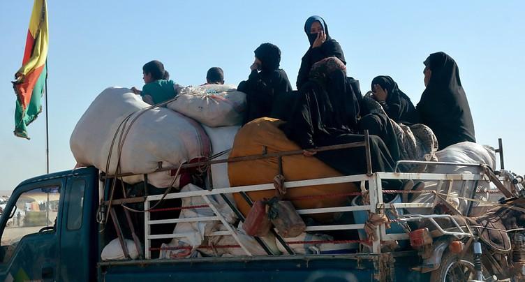 Vingt-six morts dans un attentat de l'EI contre des déplacés (OSDH)