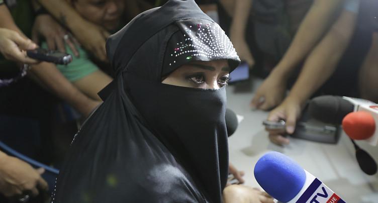 Les femmes djihadistes inquiètent les services de renseignements