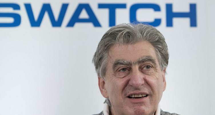 Swatch Group voit à nouveau une forte demande
