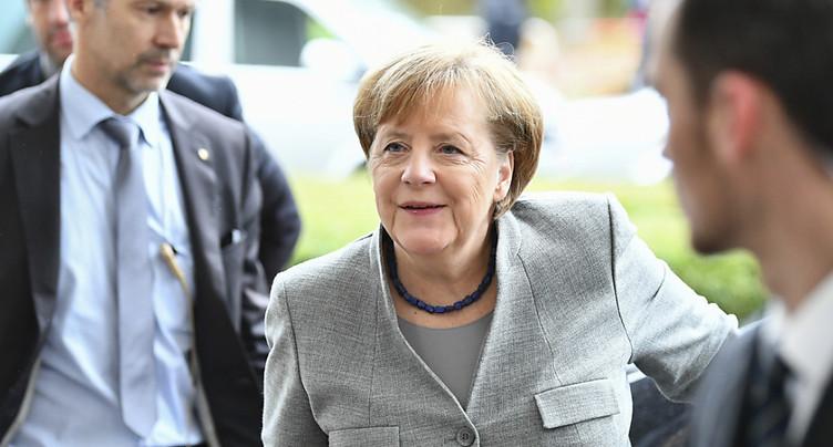 Ultime tentative de Merkel pour former un gouvernement