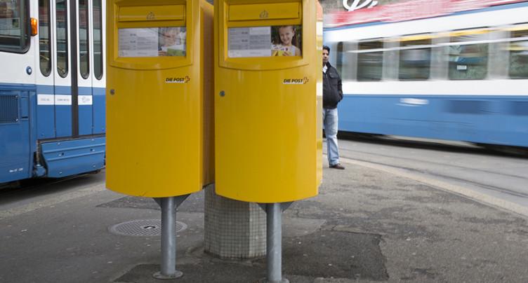La hausse du prix des timbres « pas encore décidée » (Susanne Ruoff)