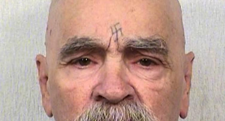 Mort du tueur psychopathe américain Charles Manson à 83 ans