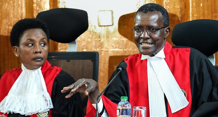 La Cour suprême du Kenya valide la présidentielle d'octobre