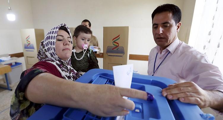 Référendum kurde contraire à la constitution selon la Cour suprême