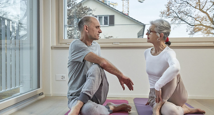 Une étude examine trois mesures pour vieillir en bonne santé