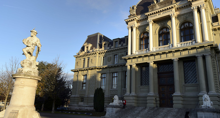 Affaire de tableaux volés devant un tribunal lausannois