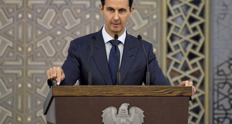 Vladimir Poutine et Bachar al-Assad se sont entretenus à Sotchi