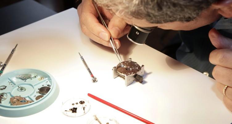 Les exportations horlogères suisses ont brillé en octobre