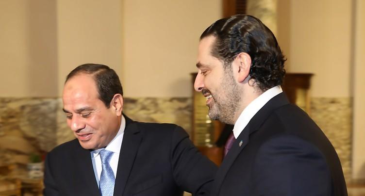 Hariri est rentré au Liban, trois semaines après sa démission