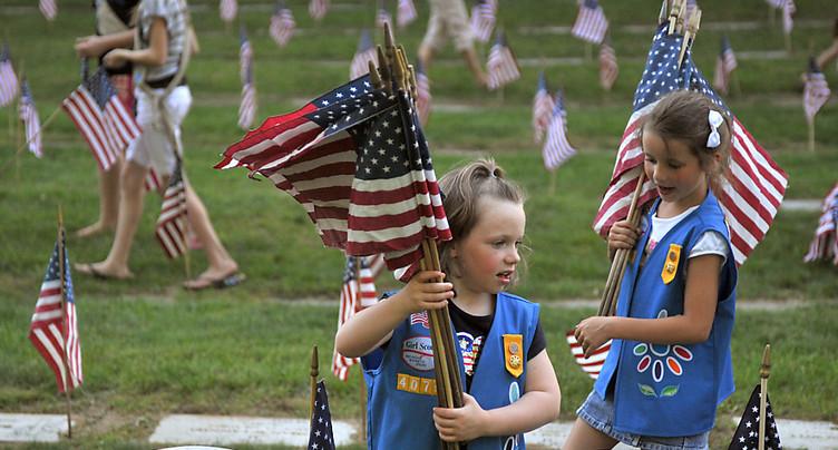 Les scouts américaines s'attaquent à la notion de consentement