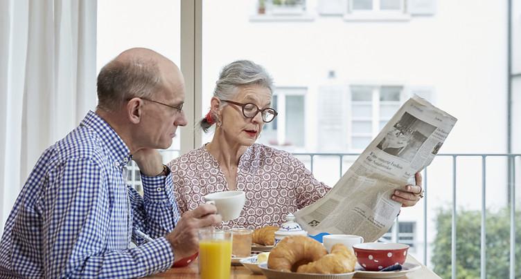 Le nombre de ménages suisses continue de croître fortement