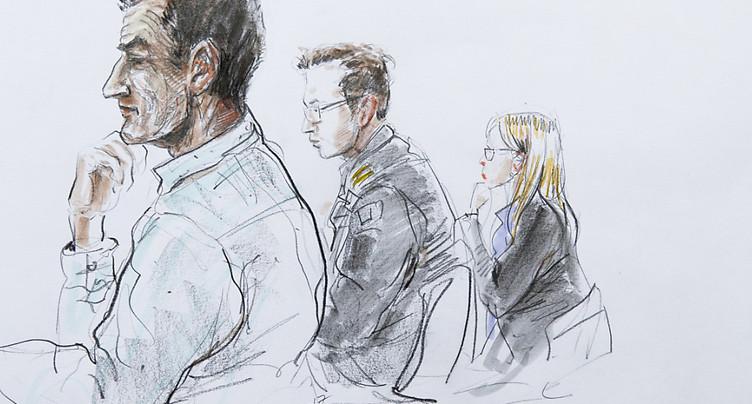Le garde-frontière risque jusqu'à 7 ans de prison