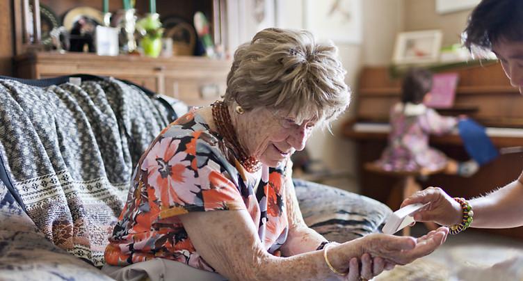 Les soins à domicile ont enregistré une hausse en 2016
