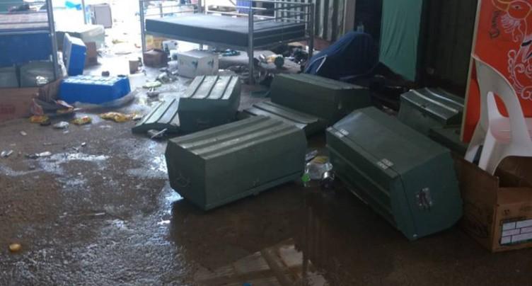 Papouasie: Le camp australien de réfugiés de Manus désormais vide