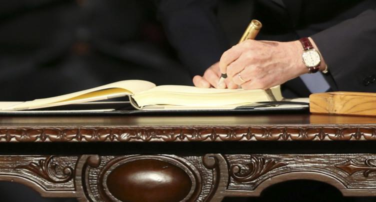 Un an d'accord de paix avec les Farc, un anniversaire discret