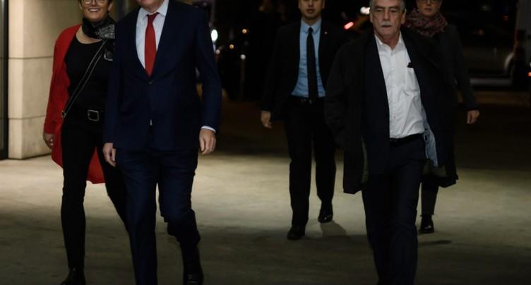 Allemagne: les sociaux-démocrates prêts à « discuter » pour sortir de la crise