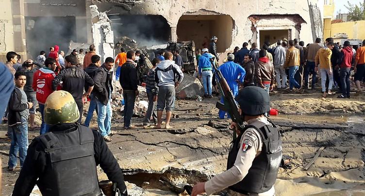 Au moins 54 morts dans l'attaque d'une mosquée au Sinaï égyptien