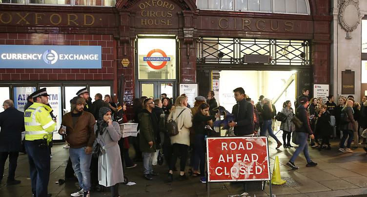 Une dispute entre deux hommes aurait déclenché la panique à Londres