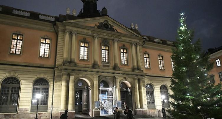 L'académie Nobel de littérature dans la tempête #metoo