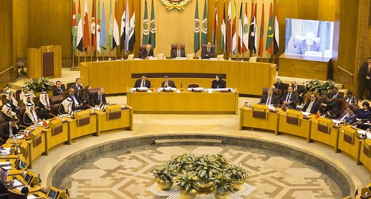 La Ligue arabe appelle à la reconnaissance de la Palestine