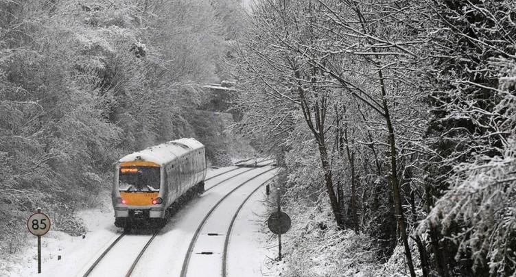 Le trafic ferroviaire reprend progressivement sur deux voies à Bex