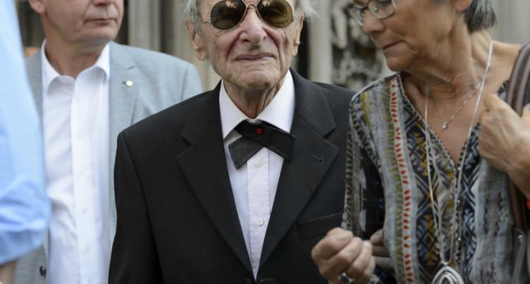 L'artiste peintre Walter Mafli est décédé à Lutry (VD)