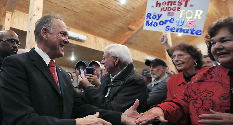 L'Alabama au centre du jeu politique pour une élection à suspense