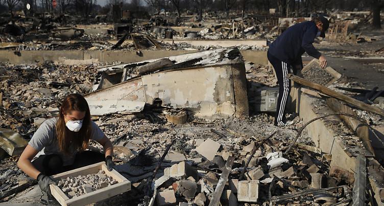 Incendies en Californie: une mise en garde pour les autres régions
