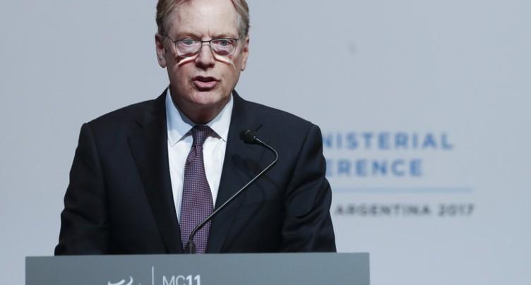 OMC: Etats-Unis, UE et le Japon s'allient contre la Chine