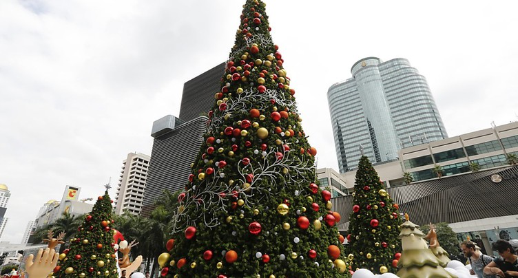 Noël: la Thaïlande et les Canaries sont les destinations préférées