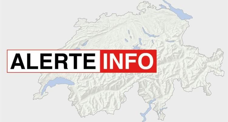 Deux morts dans le tunnel routier du Gothard