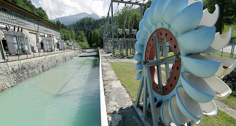 Les sénateurs pour la modernisation des réseaux électriques avec soutien à l'hydraulique