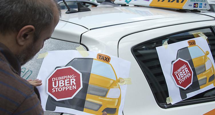 Uber renonce à son offre controversée UberPop dans toute la Suisse