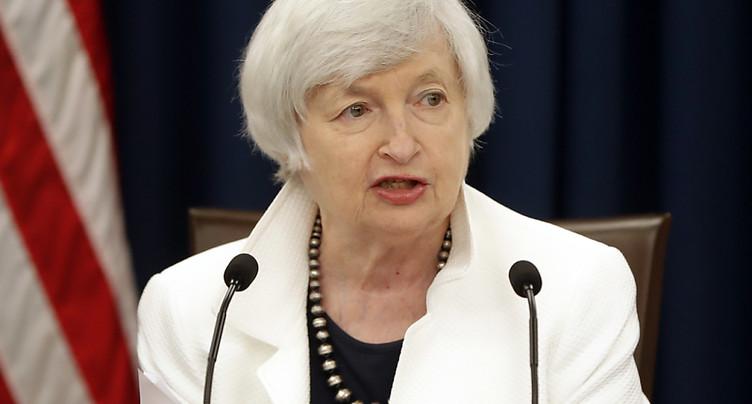 La Fed relève légèrement les taux directeurs