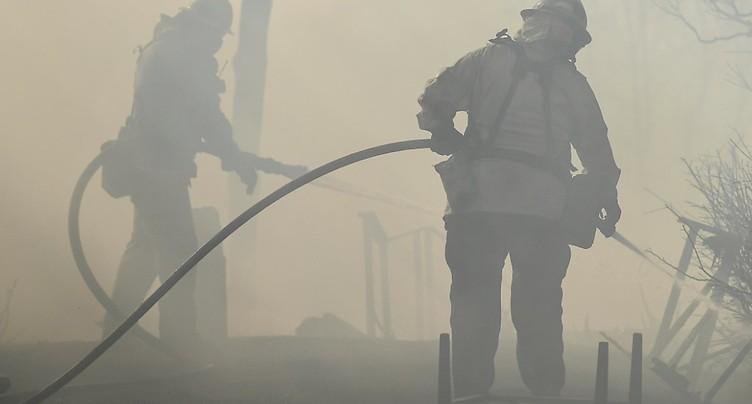 L'incendie du quartier de Bel-Air causé par un campement de SDF