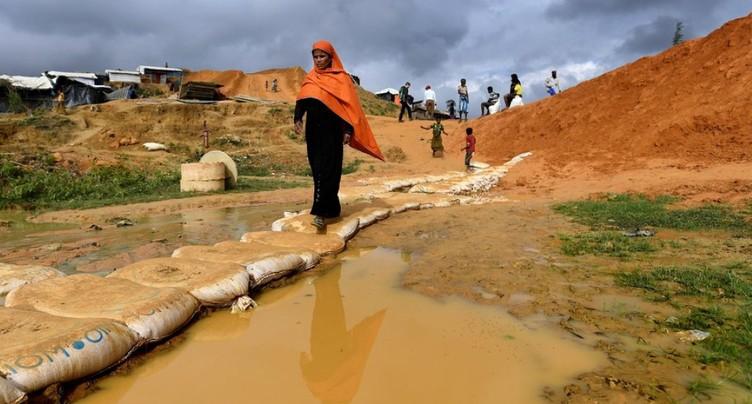 Birmanie: selon MSF, 6700 personnes tuées le premier mois des violences