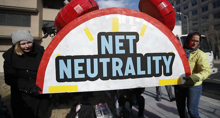 Fin du principe de « neutralité du net » aux Etats-Unis