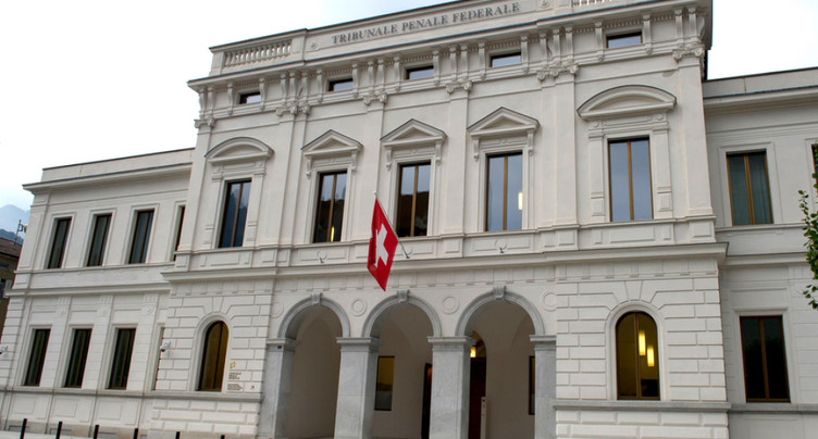 Le Tribunal pénal fédéral juge une « voyageuse du djihad » présumée